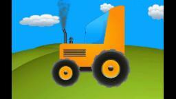 拖拉机 | Tuōlājī | Tractor