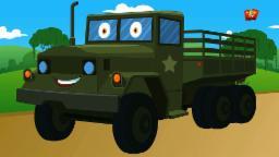 军用卡车 | Jūnyòng kǎchē | Army Truck