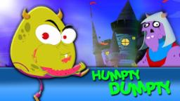 Humpty dumpty saß auf einer wand | Kinder lieder | Halloween Song | Humpty Dumpty Sat on a Wall