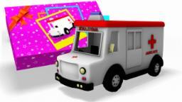 Spielzeugkiste | Rettungswagen