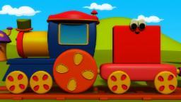 Bob , der Zug - Farben