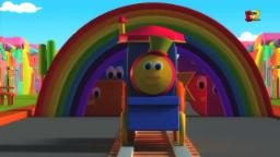 Bob , der Zug - Abenteuer mit Formen | Bob, The Train - Adventure with Shapes