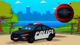 Zobic- Polizeiwagen | Zobic - Police Car