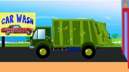 ordures camion | vidéos de camions | Garbage Truck