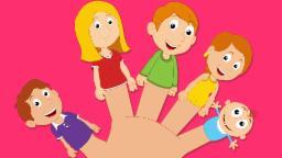 Finger Family Rhyme   Kids Songs