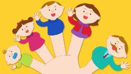 Finger Family Song For Kids And Nursery Rhymes For Children