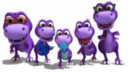 dinosaur finger family | nursery rhymes | music for children | 3d rhymes