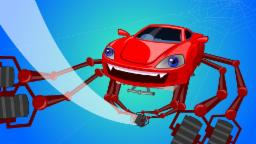 Incy Wincy Spider | Car Rhyme | Nursery Rhyme For Kids