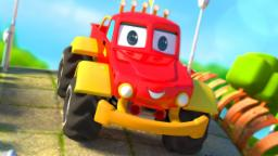 If You're happy And You Know It | monster truck dan | kids videos | nursery rhymes