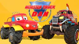 Monster Truck Dan | We Are The Monster Trucks