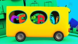 Wheels On The Bus | Wheels on bus | Nursery Rhymes