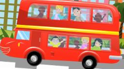 The Wheels On The Bus | Nursery Rhymes Songs For Childrens And Babies