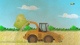 polícia Carro | carro Lavagem | Veículos para miúdos | Educational Video | Car Wash | Police Car