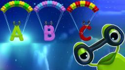 เอบีซี เพลง | ด้านการศึกษาเด็กวิดีโอ | Learn Alphabets | Preschool Song | Phonic Song | ABC Song