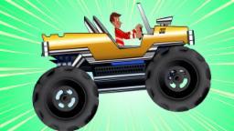 monstro Caminhões | Crianças Caminhões | Carros para crianças | Kids Videos | Monster Trucks Stunts