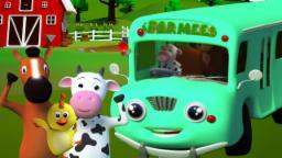 Rodas no ônibus | Rimas para crianças | Canções pré-escolares | Kids Rhyme | Wheels On The Bus