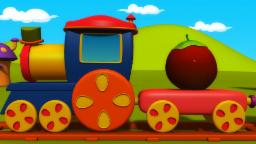 Bob il Treno - Le Verdure | Bob, The Train – Vegetables