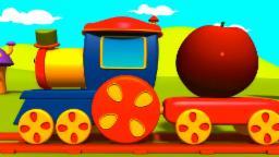 Bob , il treno - Frutta