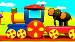 Bob , il treno - Animali | Bob, The Train - Animals