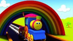 Bob, The Train Color Song | Bob , il treno | canzone di colore
