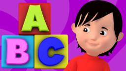 ABC canción | educativos niños vídeo | Phonic Song | Kids Learning Cartoon | ABC Song