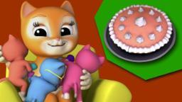 Tres pequeños gatitos | Canción del bebé | Música para niños | Three Little Kittens | Nursery Rhymes
