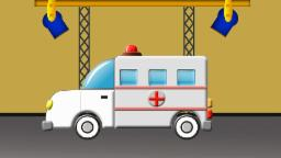 Usine de jouets - l'ambulance | Toy Factory - Ambulance