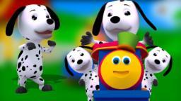 บิงโกสุนัข | บ๊อบรถไฟ | เพลงสำหรับเด็กเล็ก | Dog Song | Babies Music | Bob Train | Bingo The Dog