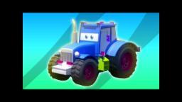 Zugmaschine | Bildung & Nutzungen | Lernen Fahrzeuge | Tractor | Formation & Uses | Kids Videos