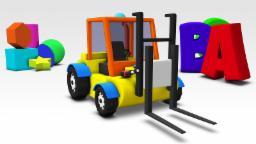 장난감 상자 - 지게차 | jangnangam sangja - jigecha | Toy Box- Forklift