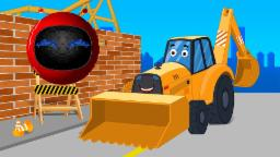 불도저 | buldojeo | JCB | Zobic Bulldozer