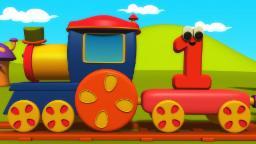 Bob, O Trem - Números