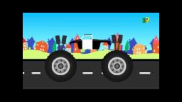 monstro caminhão |polícia monstro caminhão | Police Monster truck