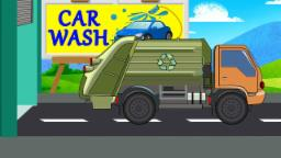 Garbage Truck | Car Wash | Videos For Baby & Toddlers