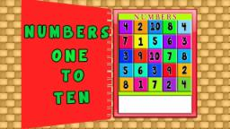 Numbers | Color Book | Learn Numbers | video for kids