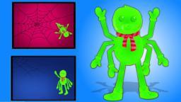 Aranha wincy do incy | Rimas para crianças | Nursery Rhymes | Songs For Children | Incy Wincy Spider
