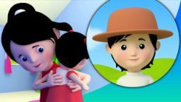 นางสาวพอลลี่มีดอลลี่ | บทกวีของเด็ก | Miss Polly Had A Polly | Children Rhymes | Songs For Babies