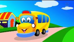 Wheels on the bus | Children's song