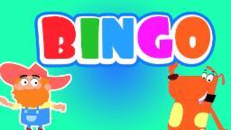 BINGO | De cão berçário do rima | Caçoa o Canções Vídeos