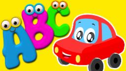 abc Songs | Car Song | Little Red Car