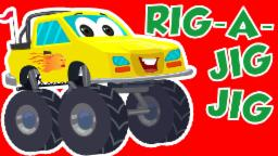 Rig A Jig Jig | Monster Truck Songs
