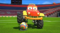 Monster Truck Dan | kung fu soccer