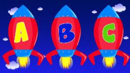 Rocket Alphabets
