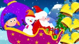 Cascabeles | Canción Para niños | Rimas de Navidad para niños | Merry Christmas | Jingle Bells