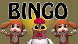 Bingo El Perro | Rimas Para Niños | niños Canciones | Poems For Kids | Kids Rhymes | Bingo The Dog