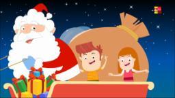 Aquí viene mister santa | Villancicos de navidad | Santa Claus Song | Here Comes Mister Santa