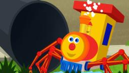 Ben The Train | Incy Wincy Spider
