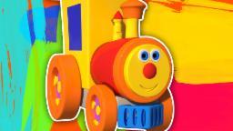 Ben The Train - Ben Meets The Colors