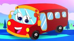 ruote del bus | canzoni per capretti | capretti musica | Nursery Rhymes Songs | Wheels On The Bus