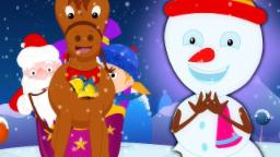 Jingle Des cloches | Chanson pour gamins | Christmas Song | Preschoolers Song | Jingle Bells